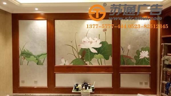 手工墙体彩绘,墙体彩绘价格,手绘墙体广告,涂鸦墙绘广告__1513750126220418