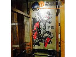 芜湖市大桥镇彩绘涂鸦网咖