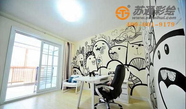 手绘墙制作公司